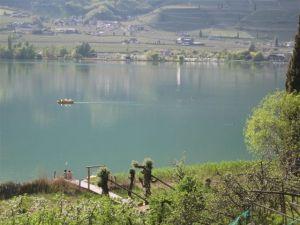 Frühling am Kalterer See