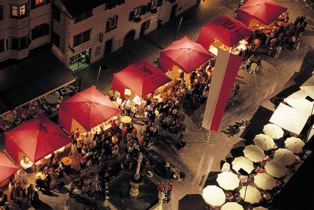 Weintage in Kaltern