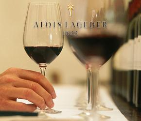 Löwengang vom Weingut Alois Lageder