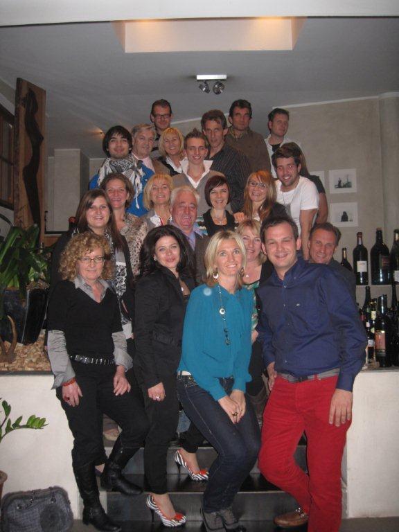 Unser Team 2012 - wir sagen DANKE!