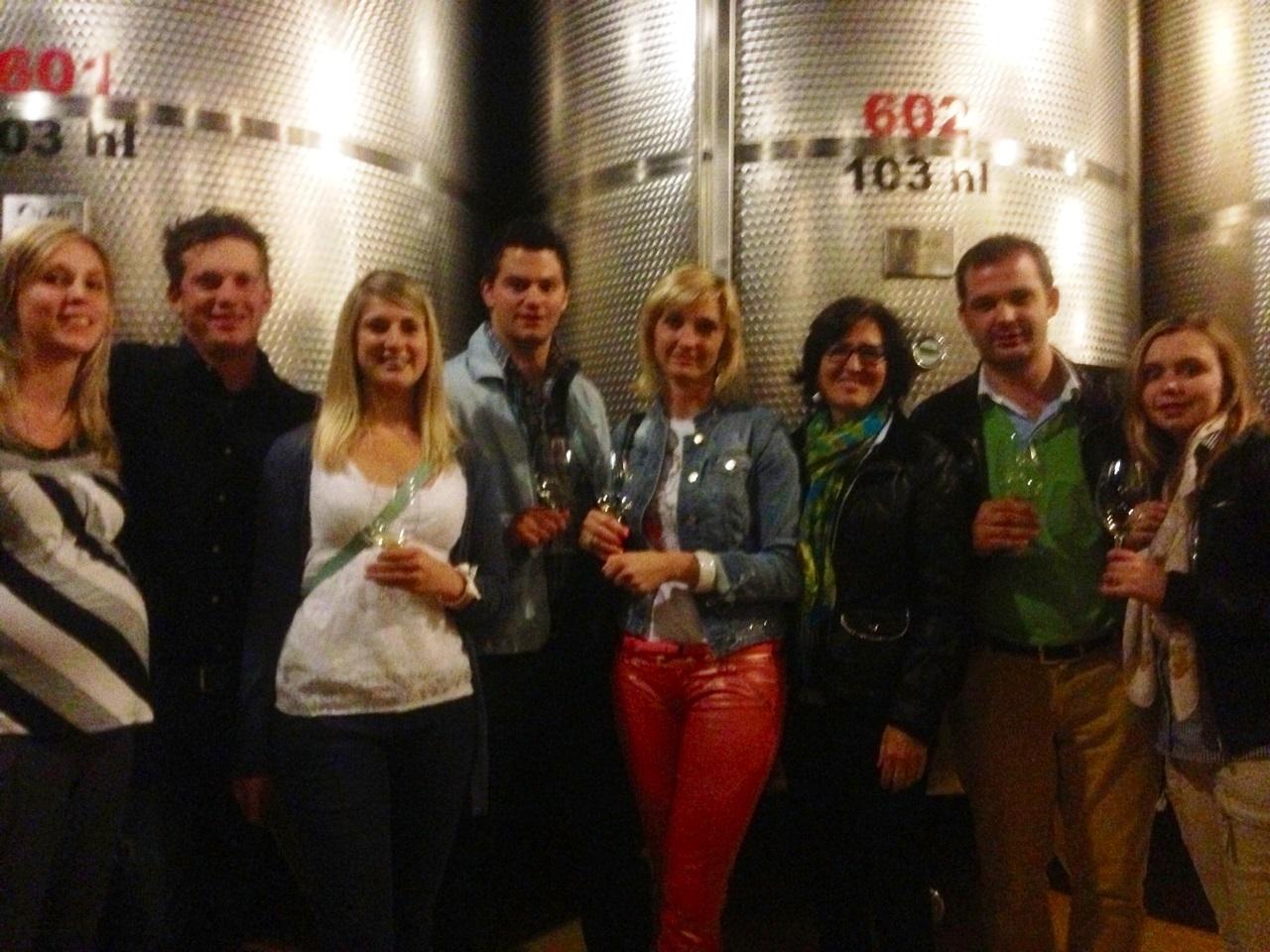 In der Weinwelt eine Pionierin - Winzerin Elena Walch
