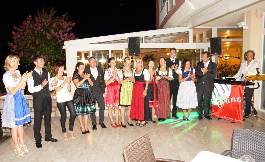Danke an ALLE - es war ein toller Abend mit lieben Gästen...