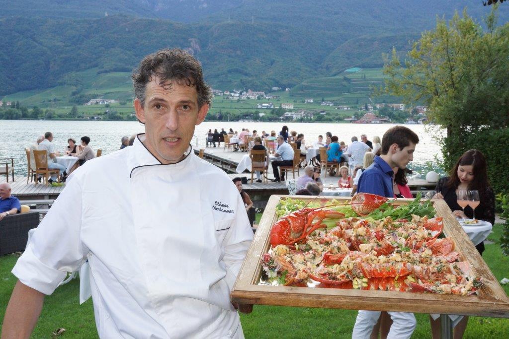 Küchenchef Otmar feiert nächstes Jahr 10. jähriges Jubiläum!!!