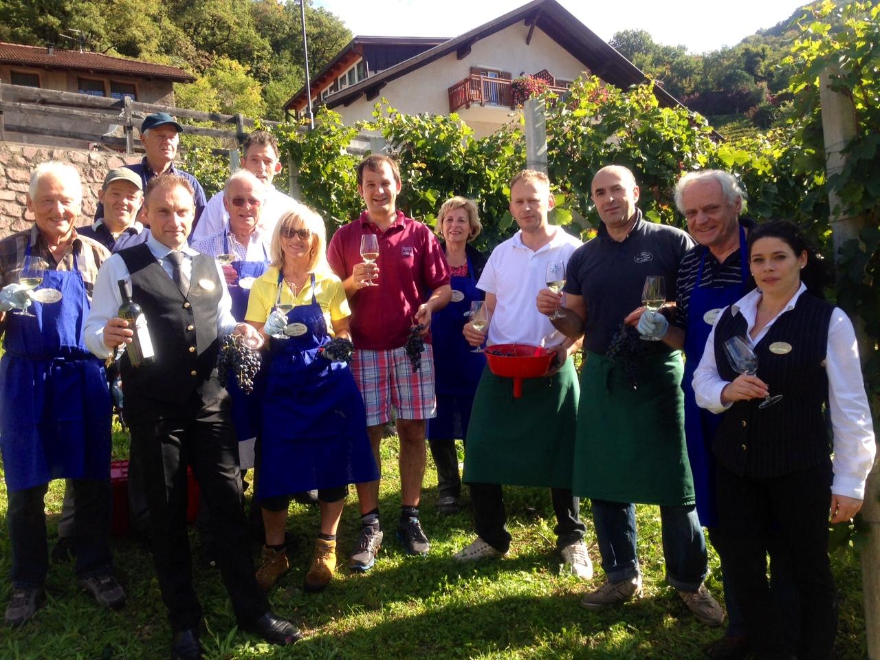 """Unser """"Wimm-Team"""" vom See"""