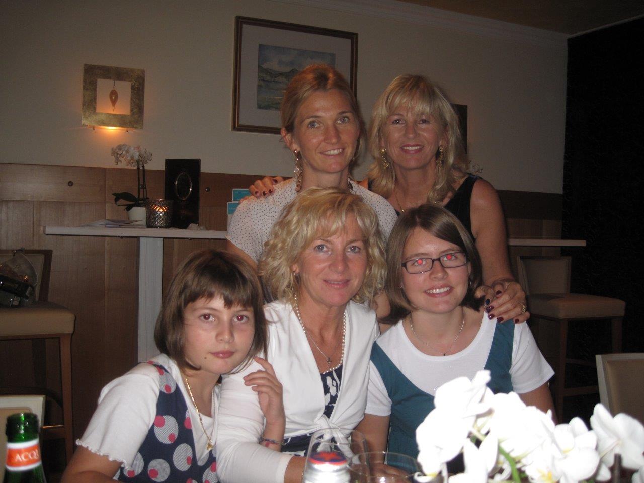 Unsere 5 Blondinen vom See