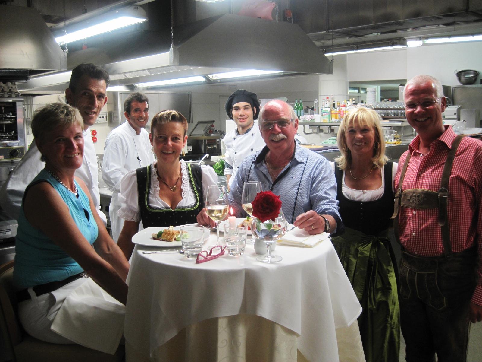 Küchen Party im Parc Hotel am See