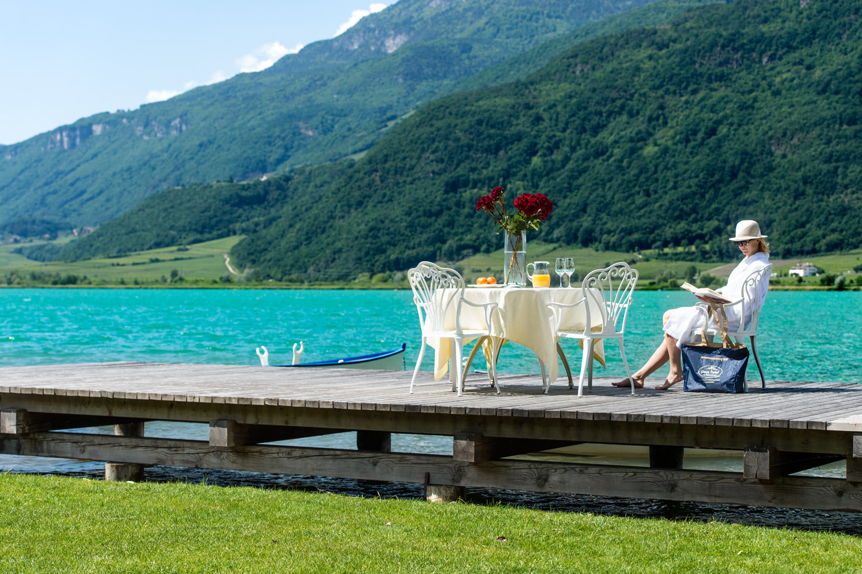 Ruhe & Relax mit Seepanorama - ein Traum